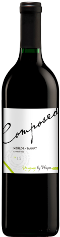 COMPOSED BY HISPA Merlot, Tannat