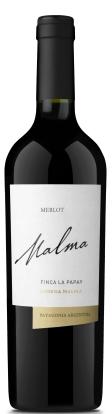 Malma FLP Merlot website