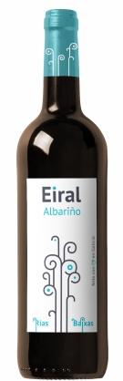Albariño-Eiral - new label
