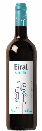 Albariño-Eiral - new label