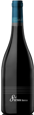 Octava Bassa Red 2014 Bottle Shot